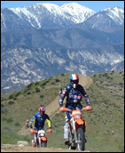 Take an scenic ride in Wrightwood, California