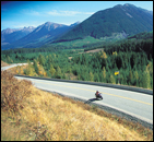 Book a motorcycle tour in British Colombia, Canada