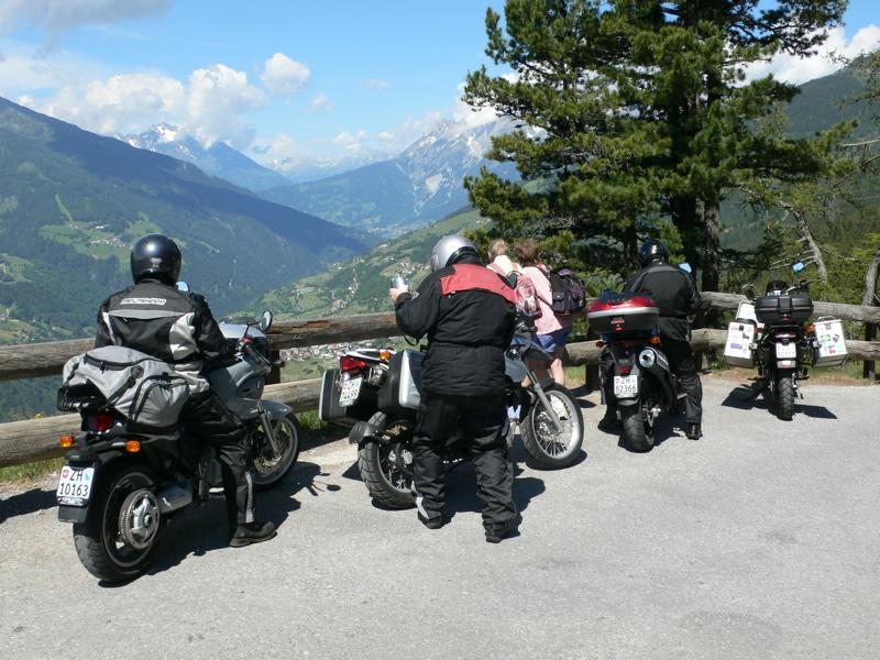 Motorbike Tours Switzerland